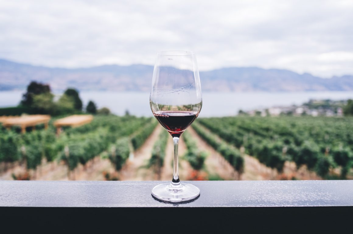 Fall Wine Touring Series: Lake Country