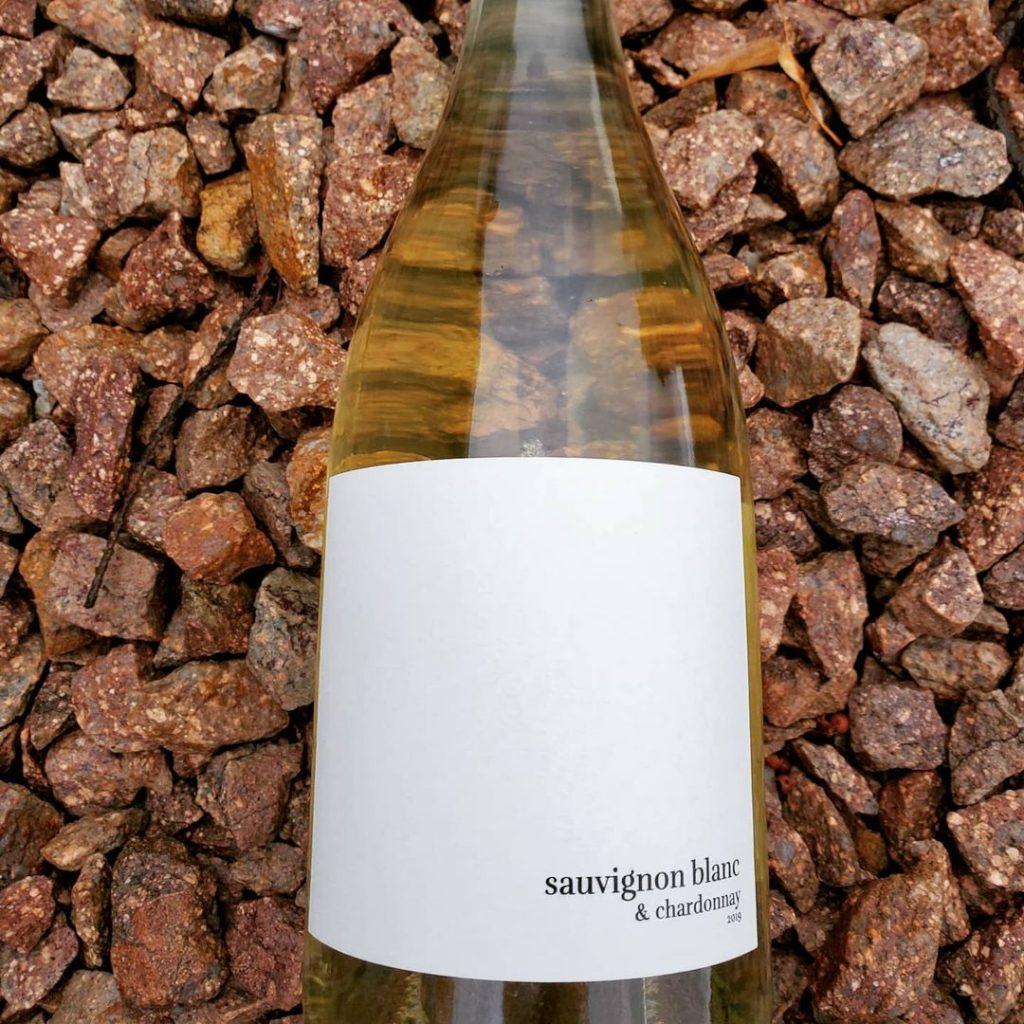 Lock & Worth sauvignon blanc label